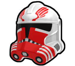 White Thorn Trooper Helmet