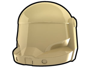 Tan Commando Helmet