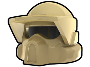 Tan Recon Helmet