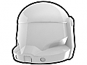 White Commando Helmet