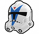 White DGM Trooper Helmet