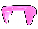 Pink Phase II Sun Visor