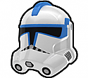 White KX Trooper Helmet