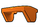 Orange Phase I Sun Visor