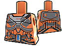 Orange Torso with Armor