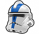 White Commander APO Helmet