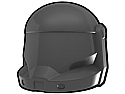 Dark Gray Commando Helmet