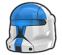 White ZAG Commando Helmet