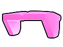 Pink Phase I Sun Visor