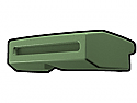 Sand Green Phase I Binocular Visor