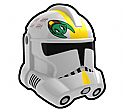 White WXR Trooper Helmet