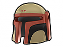 Tan Mando MJ Helmet