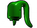 Green Tentacle Head