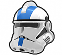 White Commander JET Helmet