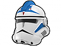 White Commander FVS Helmet