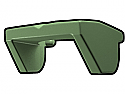 Sand Green Phase I Sun Visor