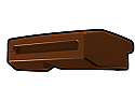 Brown Phase I Binocular Visor