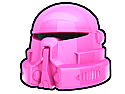 Pink Airborne Helmet