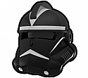 Black Commander Shadow Helmet