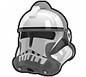Dark Gray Commander COT Helmet