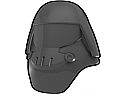 Dark Gray Assault Helmet
