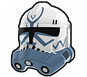 White CMT Trooper Helmet