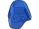 Blue Assault Helmet