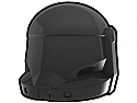 Black Commando Helmet
