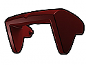 Dark Red Phase II Sun Visor