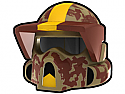 Tan Recon WXR Helmet
