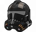Black CDY Trooper Helmet