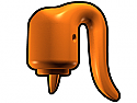 Orange Tentacle Head