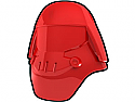 Red Assault Helmet