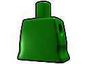 Green Curved Torso