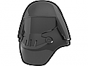 Black Assault Helmet