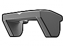Gray Phase I Sun Visor