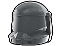 Silver Commando Helmet
