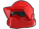 Red Recon Helmet