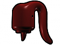 Dark Red Tentacle Head