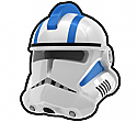 White Commander ECO Helmet