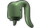 Sand Green Tentacle Head