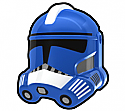 Blue FX Trooper Helmet