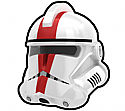 White Commander DVS Helmet