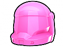 Pink Commando Helmet