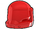 Red Commando Helmet