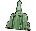 Sand Green BOB Epic Jetpack