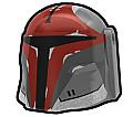 Dark Gray Stalker Hunter Helmet