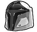 White Stalker Alter Hunter Helmet