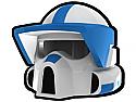 White Recon BMR Helmet