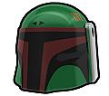 Green BOB Epic Hunter Helmet